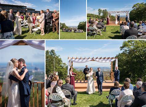 Erica and Jesse's Spirit Mountain Wedding   Duluth, MN
