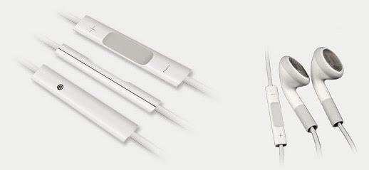 iPod headphones controls