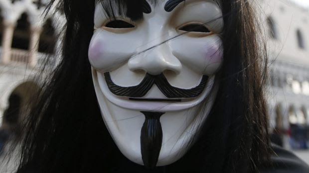 It is not known why Anonymous would hack the Victorian Human Rights Commission