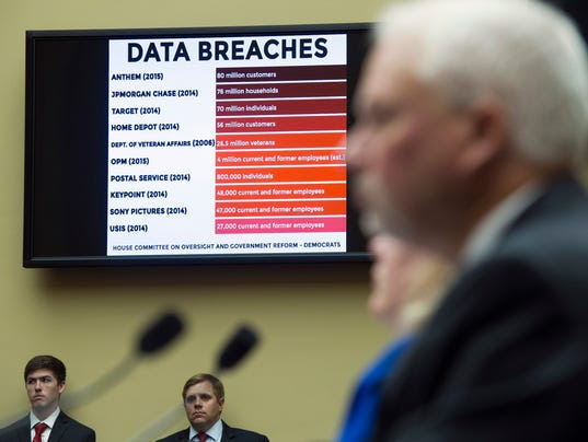 office of personnel management data breach