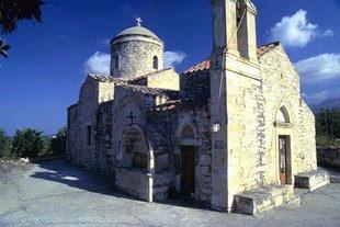 Η Βυζαντινή εκκλησία του Αγίου Γεωργίου στον Καλαμά