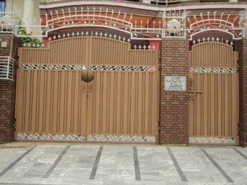 steel door design for temple  | 500 x 500