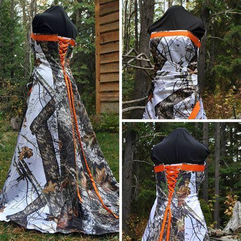 You had me at Camo   Choosing a Camo Wedding Dress