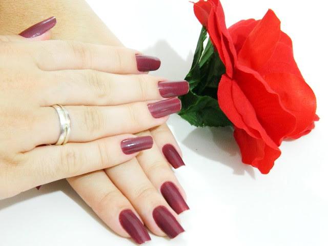juliana leite unhas da semana nail art decoradas esmalte escuro