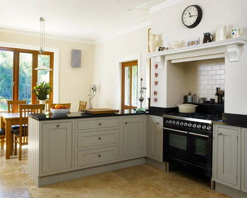Edwardian Kitchen Home Design Ideas Pictures Remodel and