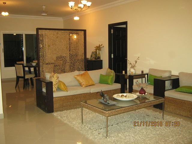 Sobha Ivory, 3 BHK Flats at NIBM-Kondhwa, Pune - sample flat
