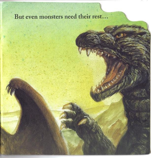 Godzilla likes to Roar! 12