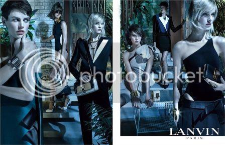 Lanvin Spring/Summer 2013 Ad Campaign