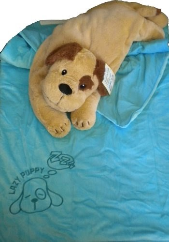 Snuggle Buds 3 In 1 Sleeping Bag Pillow Amp Plush Animal