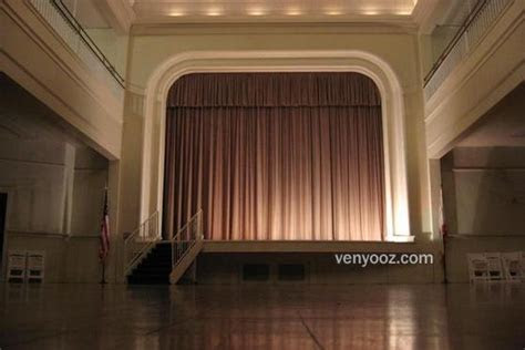 Ballroom at Santa Monica Bay Woman's Club   Santa Monica