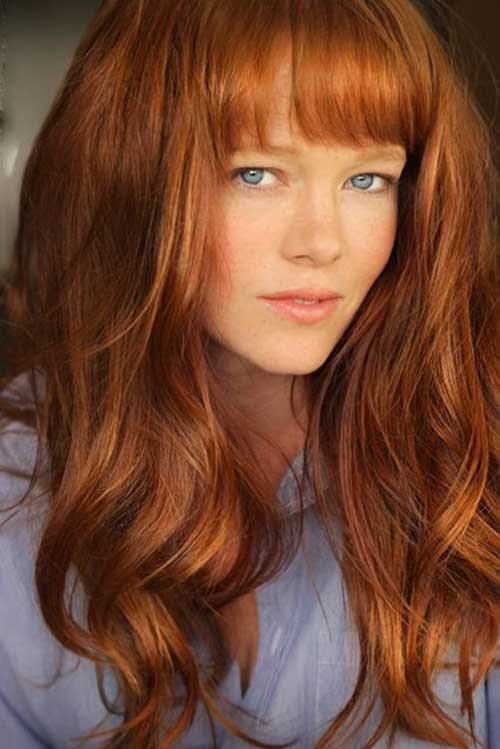 30 Best Curly Hair with Bangs  Hairstyles \u0026 Haircuts 2016  2017