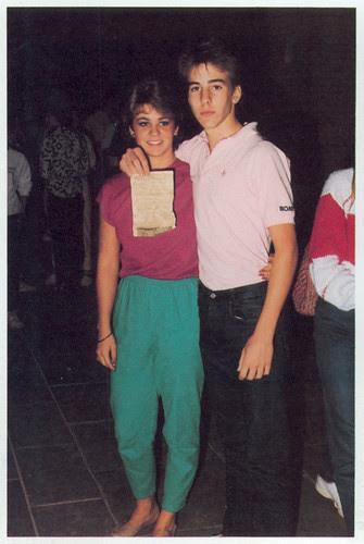 1986: Me and Terha