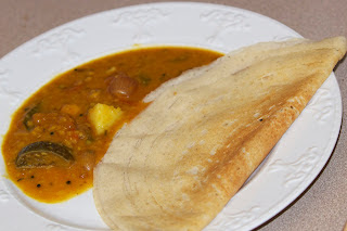 lakshana-recipes: Cholam(Jowar) dosai