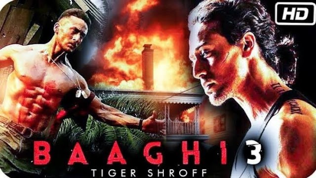 Baaghi 3 Full Movie By Tamilrockers, Filmywap, Rdxhd