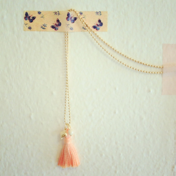 Nappina Necklace