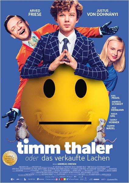 Timm Thaler oder das verkaufte Lachen : Kinoposter