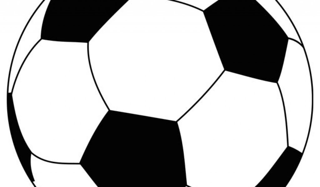 Soccer Ball Pictures To Color  ClipArt Best