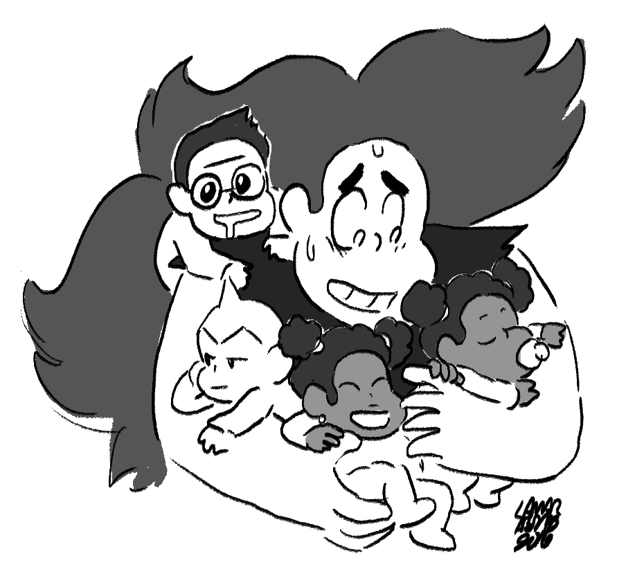 BAAABIEEEES! they're BAAAAABIIIIIIESSS!!! greg needs some money so he opens up a baby sitting service! how's he gonna hold all them cuties?! GREG THE BABYSITTER! the next all new episode of STEVEN...