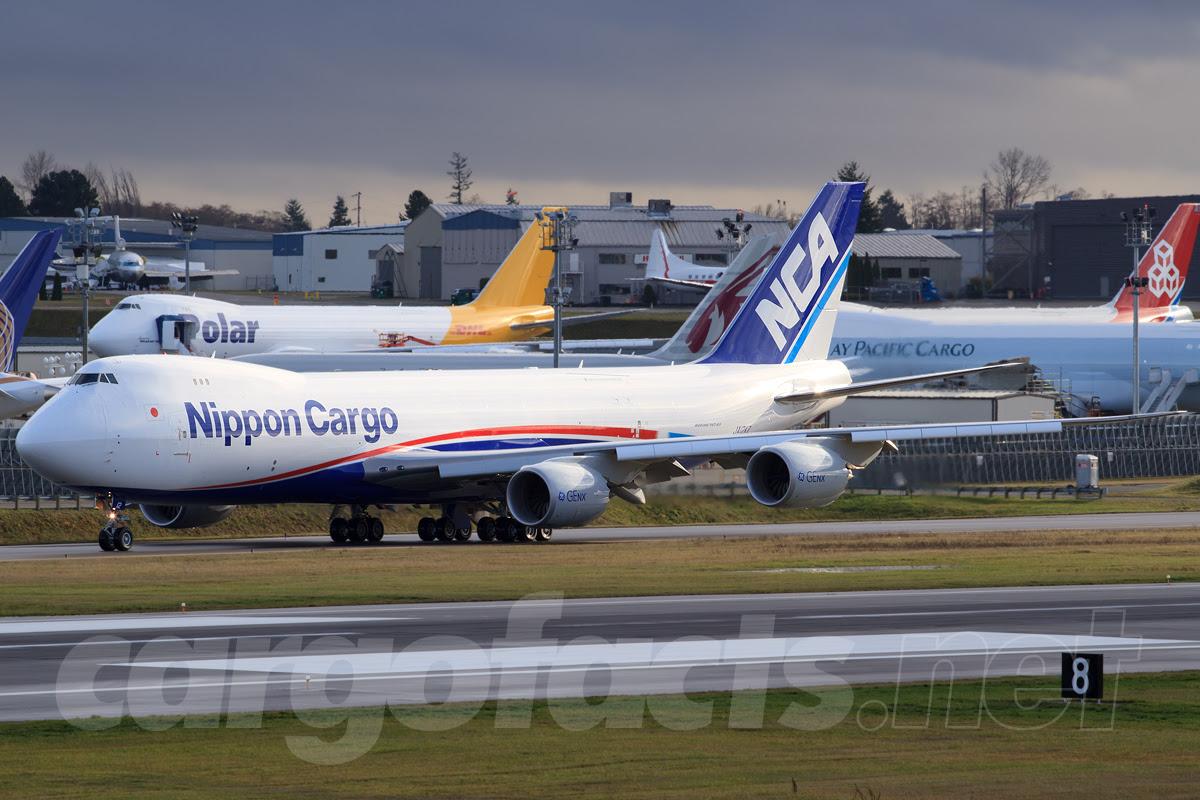 Resultado de imagen de Nippon Cargo Airlines