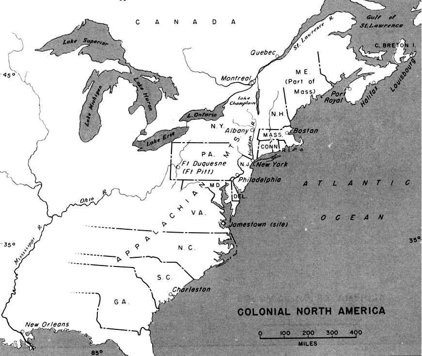 Colonial Us Map World Map Interactive - Us-map-with-13-colonies