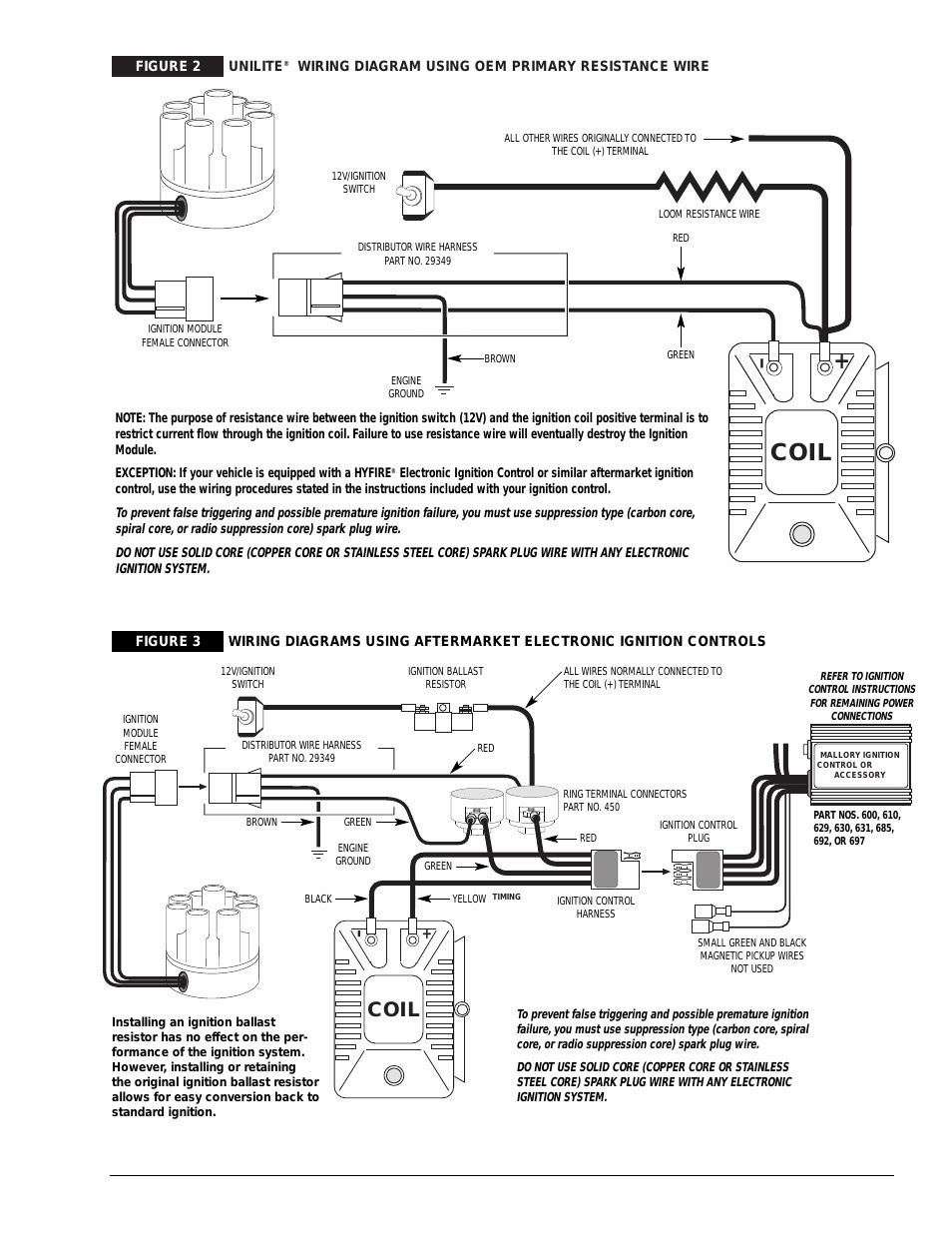 Pro Comp Distributor Wiring Diagram