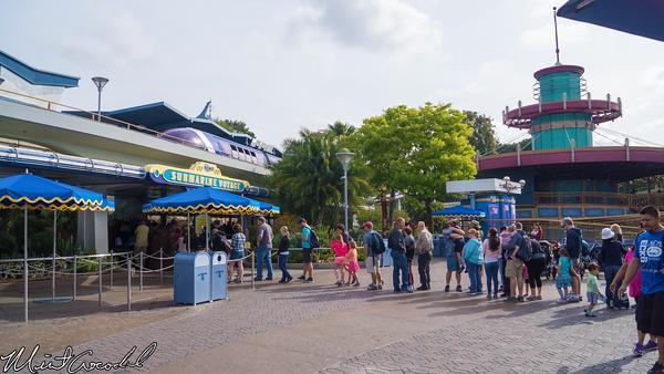 Disneyland Resort, Disneyland, Finding, Nemo, Submarine, Voyage, Tomorrowland