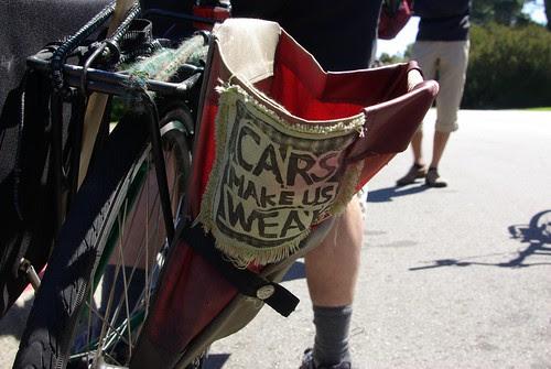 Bicycles Make Us Strong