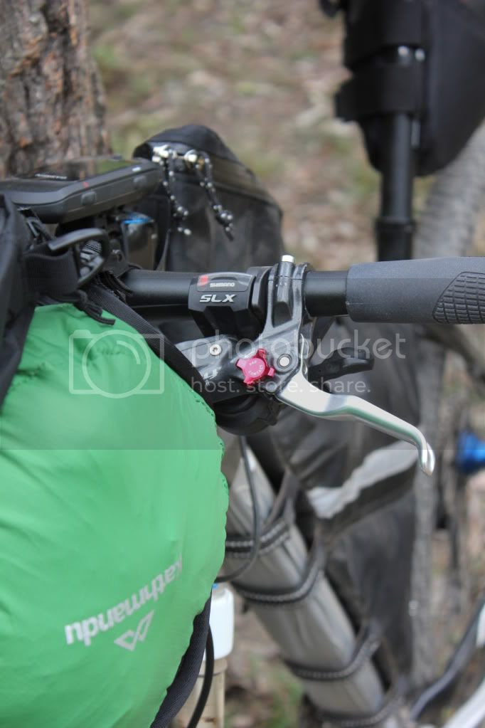 Bike Packing Setup
