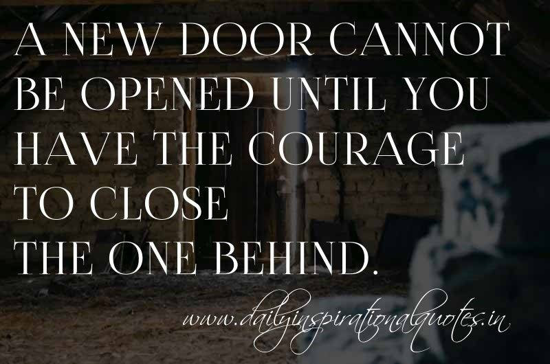 Top 95 Quotes About Doors And Love Famous Quotes Sayings About