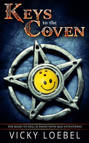 Keys to the Coven (Demonic Intervention Series) by Vicky Loebel
