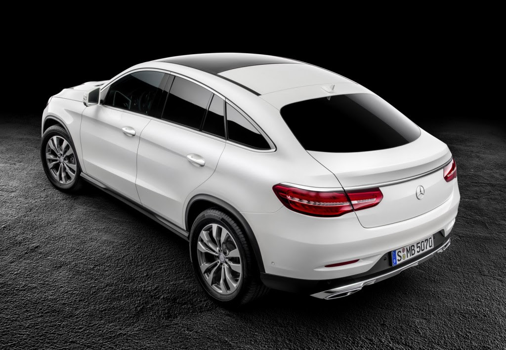 Mercedes-Benz Starts Production Of New GLE Coupe At U.S. Plant