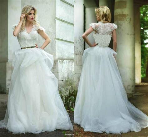 Roberto Motti 2015 Stunning Wedding Dresses Sheer