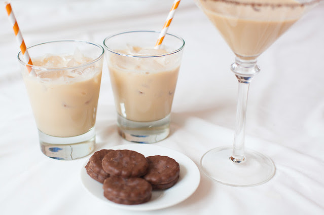 The best Girl scout drink recipe
