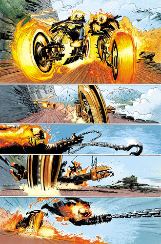 GHOST RIDERS: HEAVEN'S ON FIRE #3