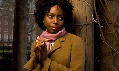 Chimamanda Ngozi Adichie, Grosvenor Square