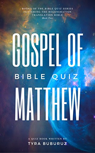 Gospel of Matthew Bible Trivia