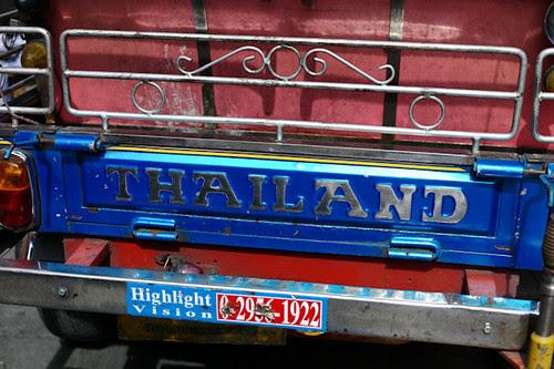 Back in Bangkok