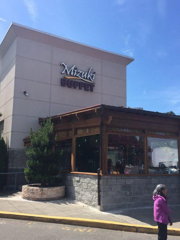 Mizuki Buffet, Seattle, US