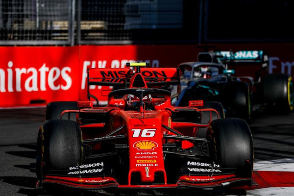 Image result for Ferrari seeks to bounce back in Spain with new parts