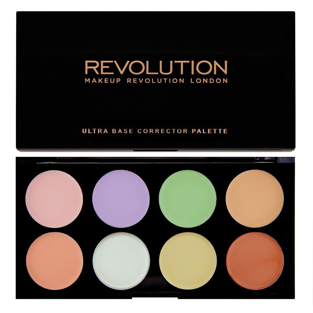 Makeup revolution london ultra base corrector palette