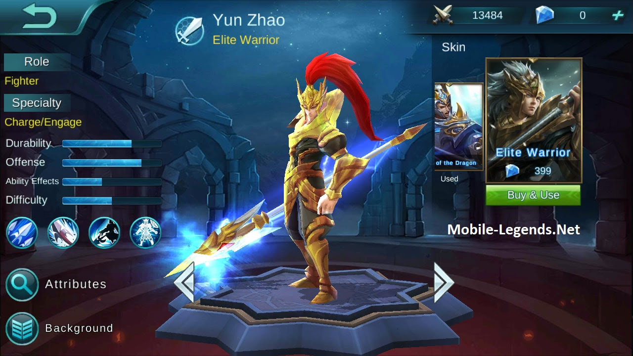 mobile legends old characters