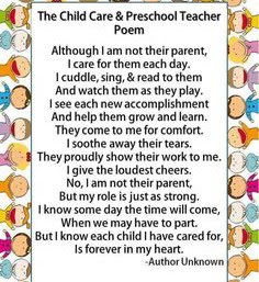 Tender Tots Child Care Learning Center Quote Of The Day Tender