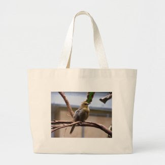 London Zoo bird bag