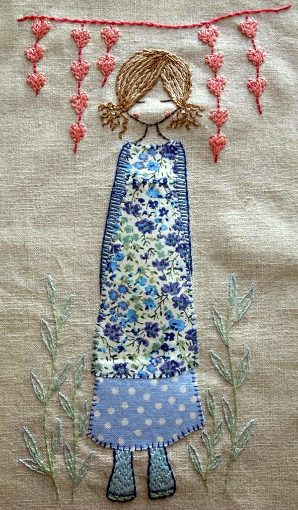 Excellent Applique Embroidery Designs And Patterns (12)