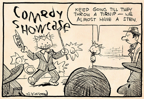 Laugh-Out-Loud Cats #2116 by Ape Lad