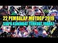 22 PEMBALAP MOTOGP 2019
