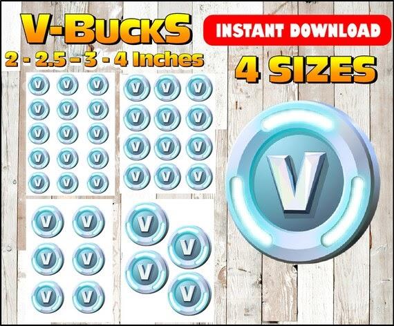 Free Printable Fortnite V Bucks Fortnite Mobile Hacks V Bucks