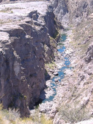 The Atuel Canyon