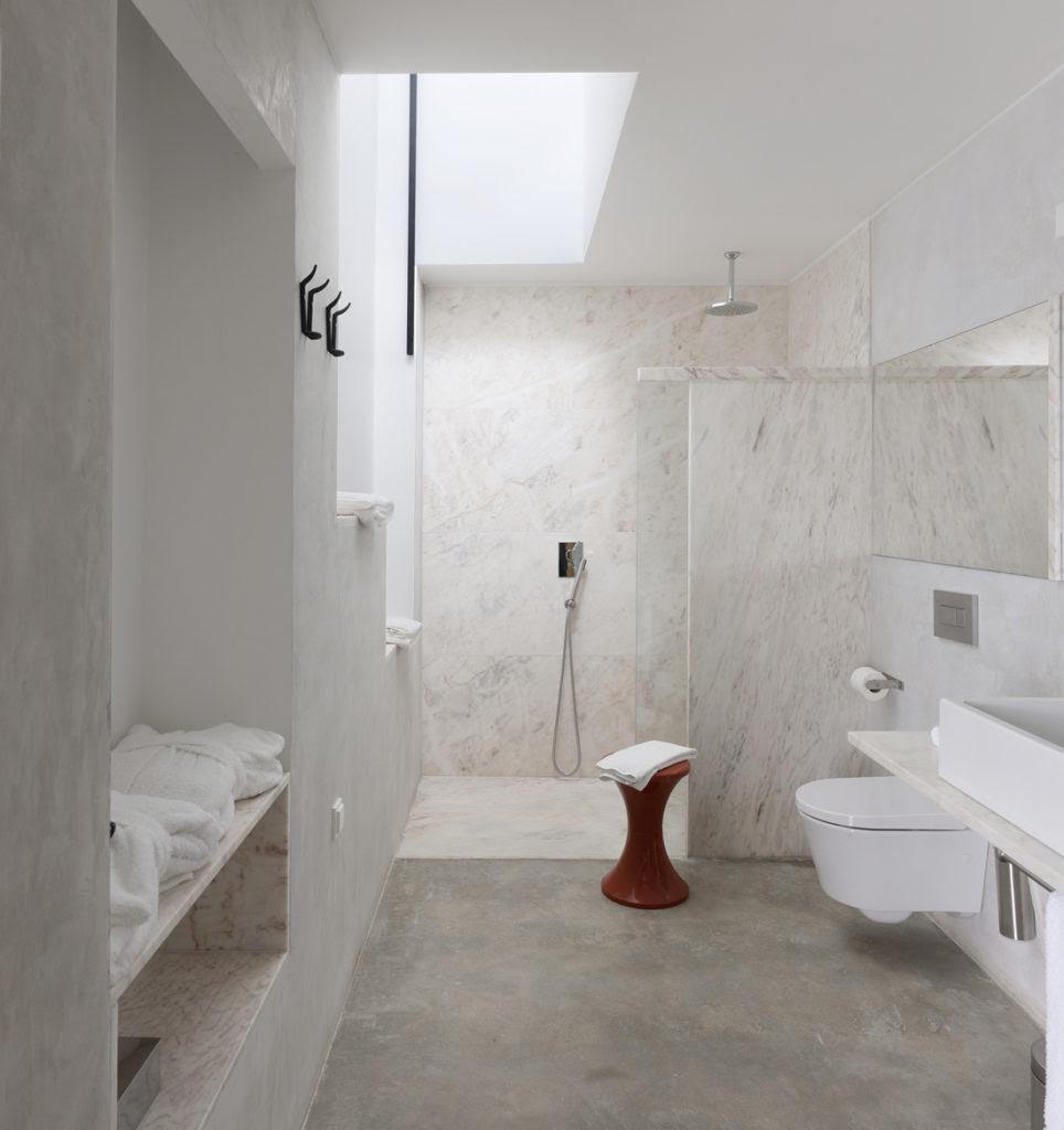100+ Marble Bathroom Designs Ideas - The Architects Diary