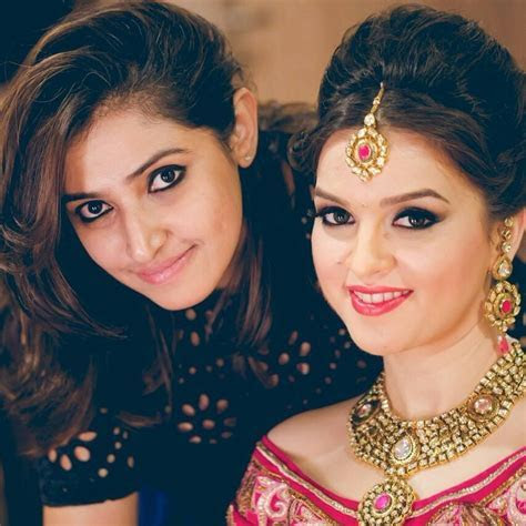 Shruti Sharma Makeup Famous Bridal Make Up Artist in New